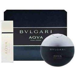 Bvlgari Aqva Pour Homme M Zestaw perfum Edt 100ml + 15ml Edt