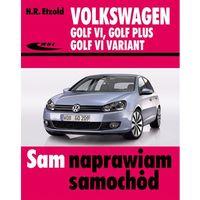 Biblioteka motoryzacji, Volkswagen Golf VI, Golf Plus, Golf VI Variant (opr. kartonowa)