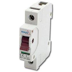 BEMKO Rozłącznik izolacyjny 1P 63A A10-R7-1P-063