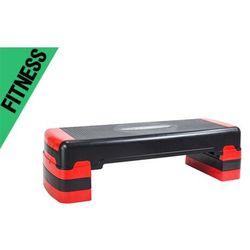 RED / WHITE / BLACK STEP DO AEROBIKU AS005