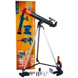 Zestaw LEVENHUK LabZZ MTB3 z mikroskopem, teleskopem i lornetką DARMOWY TRANSPORT