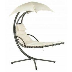 Leżanka huśtawka ogrodowa hamak fotel wiszący kosz Goodhome