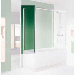 SANPLAST ścianka nawannowa TX5 75 do drzwi przesuwnych, szkło W0 (parawan) SS0-W/TX5b-75 600-271-1670-38-401