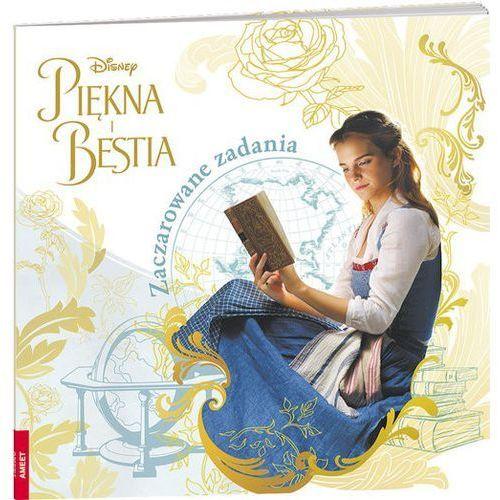 Książki dla dzieci, Piękna i Bestia Zaczarowane zadania - Praca zbiorowa (opr. miękka)