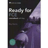 Książki do nauki języka, Ready for FCE Student's Book (podręcznik) with Key (opr. miękka)