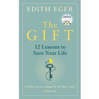 Książki do nauki języka, The Gift - Eger Edith - książka (opr. twarda)