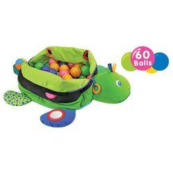 Zabawka KS KIDS Żółw z piłeczkami + DARMOWY TRANSPORT! Oferta ważna tylko do 2019-12-13