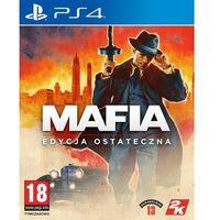 Gry PS4, Gra PS4 Mafia: Edycja ostateczna