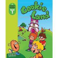 Książki do nauki języka, Cookie Land Student&-8217;s Book /tylko z CD/ (opr. miękka)
