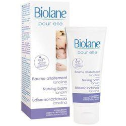 - BIOLINE - Lanolina do pielęgnacji brodawek, dla kobiet karmiących (także do prania wełny)
