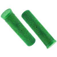 Rogi i chwyty do kierownicy, Chwyty kierownicy Dartmoor Maze Lite 125mm, nakładane,forest green, jasno zielone