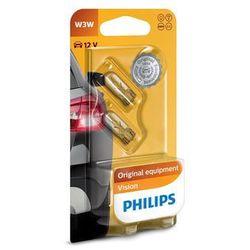 PHILIPS W3W 12V 3W W2,1x9,5d - Bezpłatny zwrot do 30 dni, największy wybór produktów.