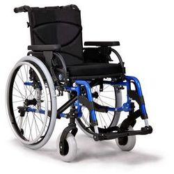 Wózek inwalidzki ze stopów lekkich V300 DL Vermeiren