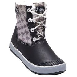 Buty ELSA BOOT WP YOUTH - black/houndstoot