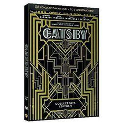 Wielki Gatsby (DVD+CD) - Baz Luhrmann DARMOWA DOSTAWA KIOSK RUCHU