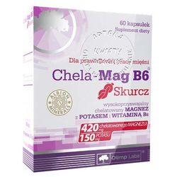 Chela-Mag B6 Skurcz kaps. x 60