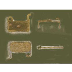 Y8CL98011(1) Klocki hamulcowe Shimano M06 metaliczne - bez opakowania