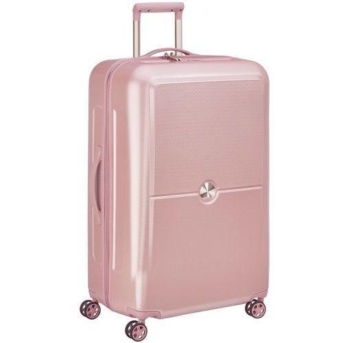 Torby i walizki, Delsey Turenne walizka duża 75 cm / różowa - Peony ZAPISZ SIĘ DO NASZEGO NEWSLETTERA, A OTRZYMASZ VOUCHER Z 15% ZNIŻKĄ