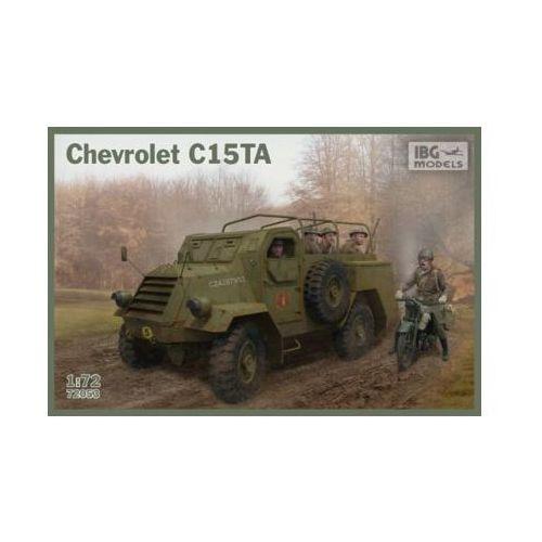 Figurki i postacie, Chevrolet C15TA