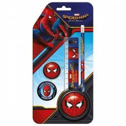 Zestaw piśmienniczy Derform Spider Man 10 (ZPS4SH10)