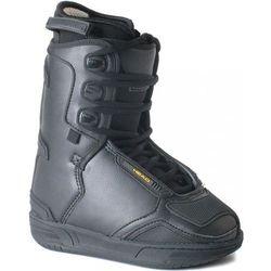 Head buty snowboardowe 4.50 Kid 33 black - BEZPŁATNY ODBIÓR: WROCŁAW!
