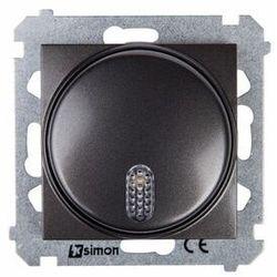 SIMON 54 Dzwonek elektroniczny (moduł) 230V~; antracyt DDS1.01/48 WMDD-010xxK-048