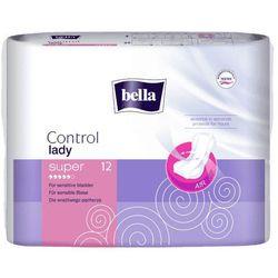 8x Wkładki urologiczne Bella Lady Control Super + Chusteczki Bella