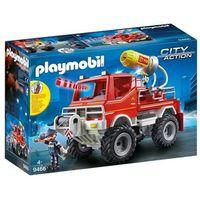 Klocki dla dzieci, Playmobile Playmobile Zestaw figurek Terenowy wóz strażacki 9466 9466