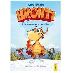 Bronti - Ein Saurier als Haustier Brezina, Thomas C.