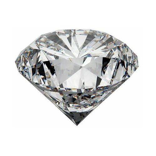 Pozostała biżuteria, Diament 0,39/F/SI1 z certyfikatem - wysyłka 24 h!