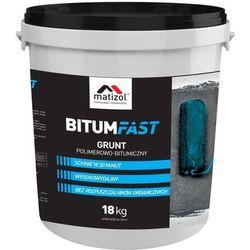 Szybki grunt bitumiczny Matizol Bitumfast 18 kg