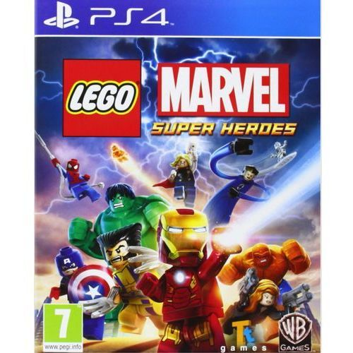 Gry na PlayStation 4, LEGO Marvel Super Heroes (PS4)
