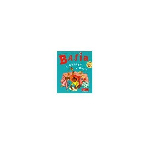 Książki dla dzieci, Basia i kolega z Haiti. (opr. twarda)