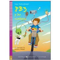 Książki do nauki języka, Lecturas ELI Infantiles y Juveniles - PB3 y las verduras + CD Audio (opr. miękka)