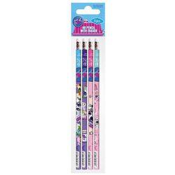 Ołówek z gumką STARPAK 237264 Littlest Pet Shop (4 sztuki)