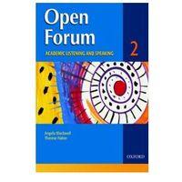 Pamiętniki, dzienniki, listy, Open Forum 2: Student Book