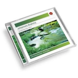 Brahms: Symphonies No. 3 In F Major, Op. 90 No. 4 In E Minor, Op. 98 (CD) - Gunter Wand OD 24,99zł DARMOWA DOSTAWA KIOSK RUCHU