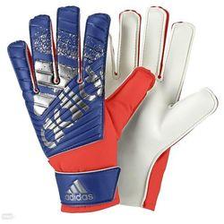 Rękawice bramkarskie ADIDAS AP7027 (rozmiar 5) Niebiesko-czerwony