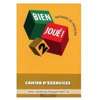 Książki do nauki języka, Bien Joué! 2 Ćwiczenia (opr. miękka)