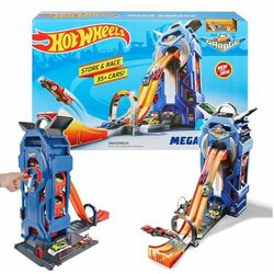 HOT WHEELS City Rajdowy garaż FTB68