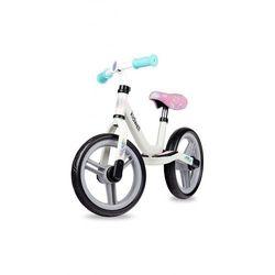 Rowerek biegowy Sparrow biały 3Y38IH