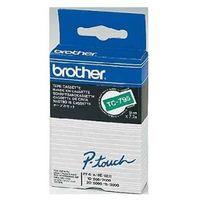 Papiery fotograficzne, Brother TC-tape / 9mm / Hvid tekst / G