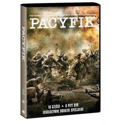 Pacyfik (6xDVD) - Jeremy Podeswa, Timothy Van Patten. DARMOWA DOSTAWA DO KIOSKU RUCHU OD 24,99ZŁ