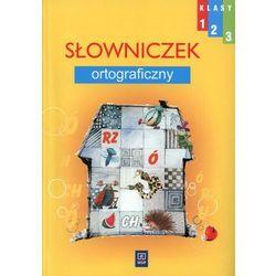 Wesoła szkoła 1-3 Słowniczek ortograficzny (opr. broszurowa)