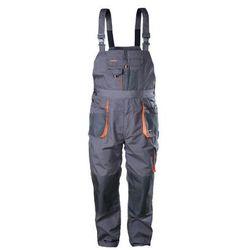 Spodnie ogrodniczki r. SM/48 szare CLASSIC NORDSTAR 2021-08-18T00:00/2021-10-30T23:59