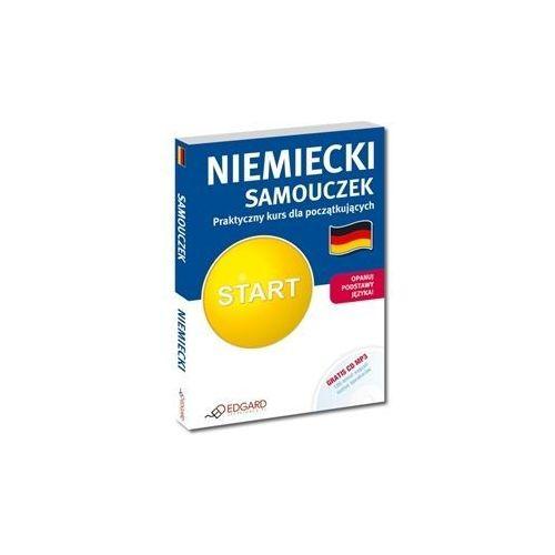 Książki do nauki języka, Niemiecki samouczek + CD (opr. miękka)
