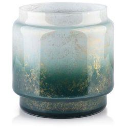 Cristie wazon H20 zielono-biały