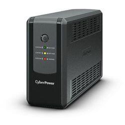 Zasilacz UPS CyberPower UT650EG-FR 650VA 360 W TWR- natychmiastowa wysyłka, ponad 4000 punktów odbioru!