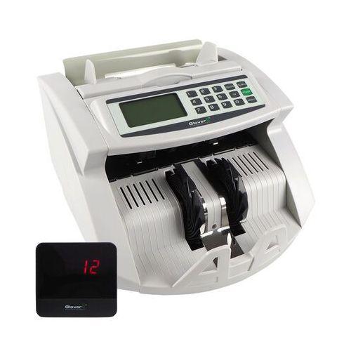 Liczarki do banknotów, Liczarka do banknotów Glover GC-10.3 UV LCD + wyś. + SUPER RABAT % - Autoryzowana dystrybucja