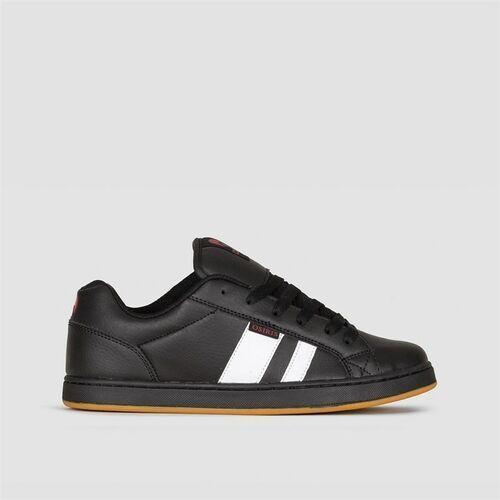 Męskie obuwie sportowe, buty OSIRIS - Loot Black/Red/Gum (681) rozmiar: 41.5